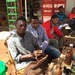 Locals in Karatu Tanzania