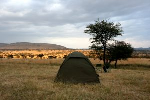 Kamp in Lake Manyara Tanzania