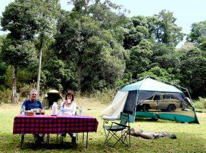 Geniet van de kampeersafari van I dream of Africa