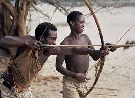 Hadzabe tribe Tanzania