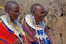 Visit a traditional Masai Boma in Tanzania