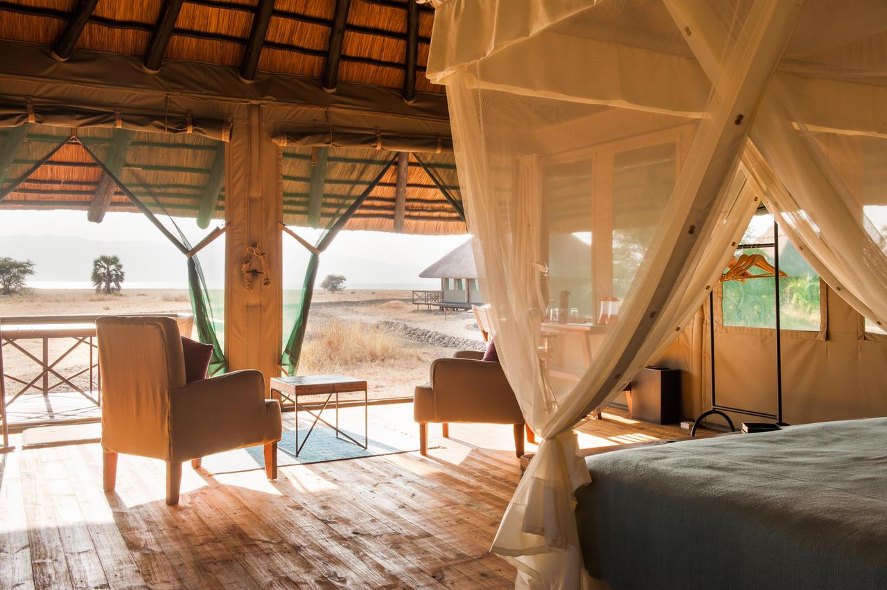 Tented Lodge Safari Tanzania